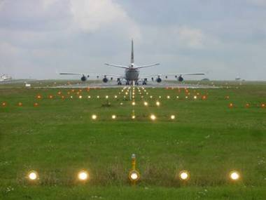 Evergreen Aviation Airportlamps