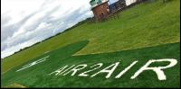 Exeter Airport, Devon, England (EGTE) - Evergreen Aviation