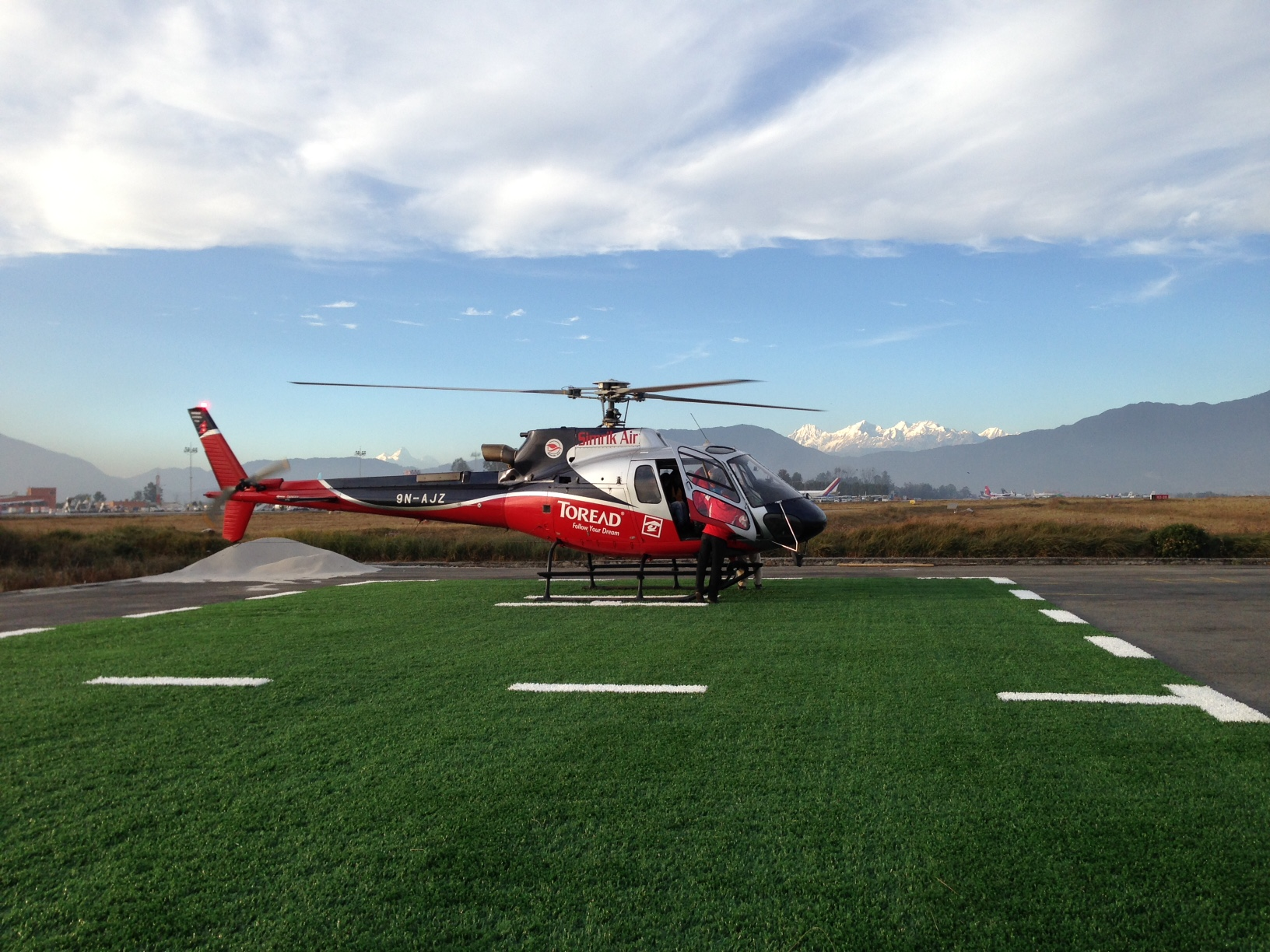 Evergreen Helipad - Evergreen Aviation