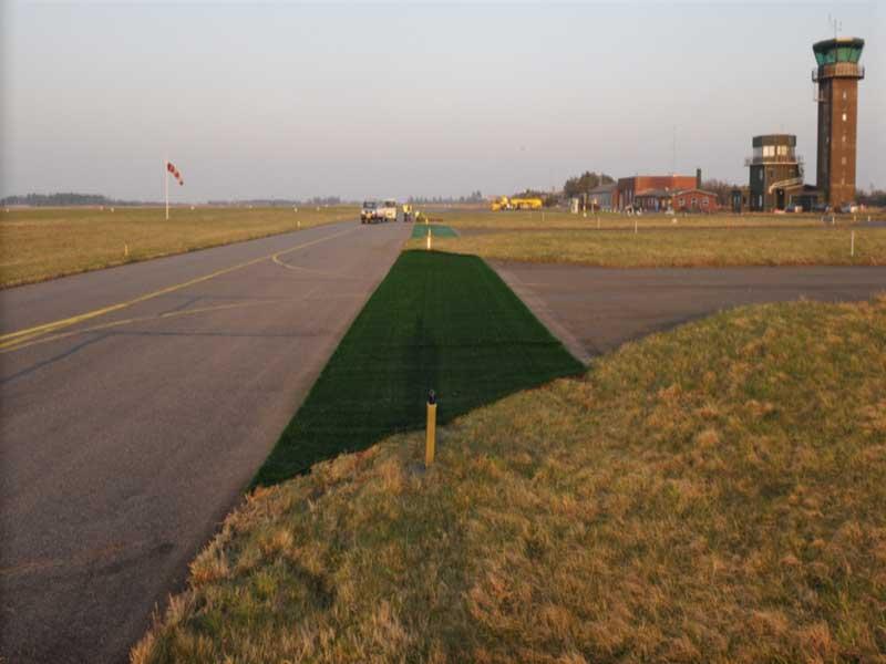 Karup Airport Military air base - 2014 - Evergreen Aviation