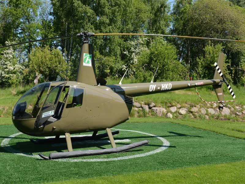 Maanedalen Hoersholm - 2013 - Evergreen Aviation